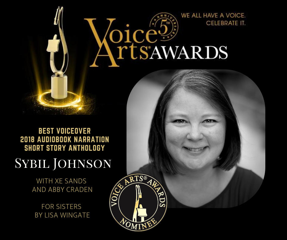 2018 Voice Arts Award Nominee